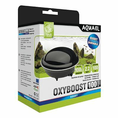 Aquael Oxyboost 100 Plus - Aquarium Marine Tropical Coldwater Air Pump