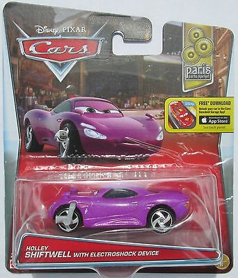 Voiture Disney Pixar Holley Shiftwell With Electroshock Device