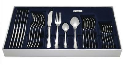 Horwood Homewares Judge Lincoln 24-Piece Gift Box Set Cutlery Dining Set CE50