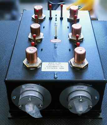 DIELECTRIC POWERLITE MSO 40478 3kW RF BAND PASS FILTER CH.61