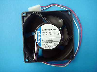 ebmpapst 3214J / 2HP (non-tested) Used VarioPro Fan