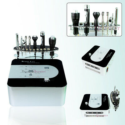 Microdermabrasion No Needle Mesotherapy Anti Aging Skin Beauty Facial Machine