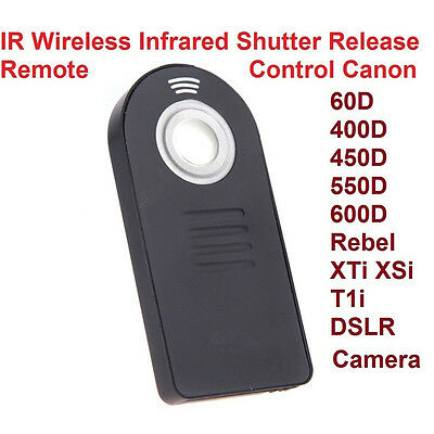 Authentic RC-6 IR Wireless Shutter Remote Control for Canon EOS M Rebel T2i T3i