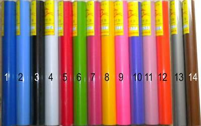 1 X SIGN VINYL ROLL FILM CUTTING PLOTTER, choose colour