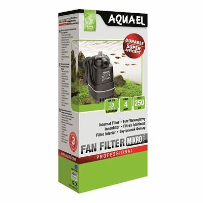 Aquael Fan Filter Micro Plus (30 Litre) Mikro Tropical Fish Tank Filter • EUR 16,10