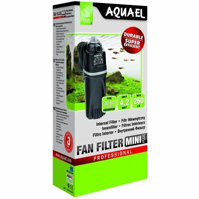 Aquael Fan Filter Mini Plus (30 - 60 Litre) Tropical Fish Tank Filter