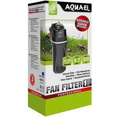 Aquael Fan Filter 1 Plus (60 - 100 Litre) Tropical Fish Tank Filter