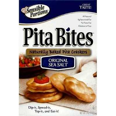 Chip Pita All Natural Seasalt -Pack of 12