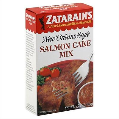 Mix Salmon Cake -Pack of 12 • AUD 117.83
