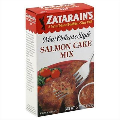 Mix Salmon Cake -Pack of 12