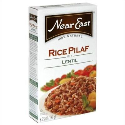 Near East Lentil Pilaf 6.75 Oz -Pack of 12