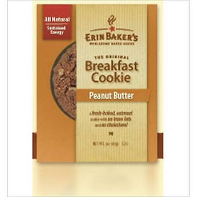 Peanut Butter Breakfast Cookie -Pack of 6
