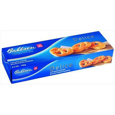 Delice Pastry Twist -Pack of 12