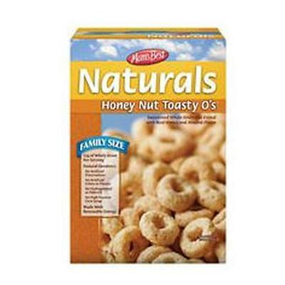 Mom'S Best Naturals Honey Nut Toasty O' Cereal 20 Oz -Pack of 10