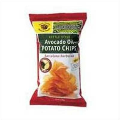 Good Health Avocado Oil Potato Chips Barcelona Bbq 5-Ounce -Pack of 12