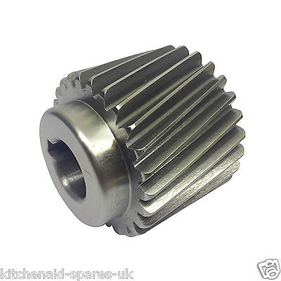 "Steel Motor Pinion Gear Fits Crypto Peerless C28 Potato Peerler 5/8"" Shaft. LKS"