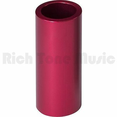 Fender Anodized Alu. Slide  Candy Apple Red  FASCAR (61.6mm)