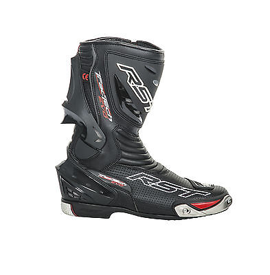 RST Tractech Evo Black Boots 1516 Size EU 46 (UK 11)    **PRICE £149.99**