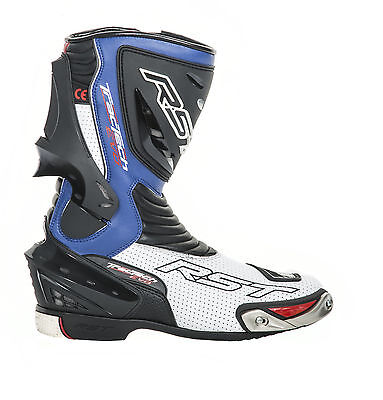 RST Tractech Evo Blue Boots 1516 Size EU 44 (UK 10)    **PRICE £119.99**