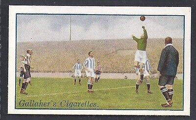 Gallaher-Football Ers (Red Back 1-50)-#12- Huddersfield Town - Sheffield United