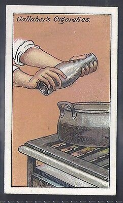 Gallaher-How To Do It-#038- Scarce Card!!!