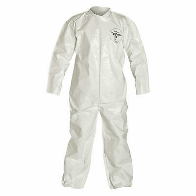 DuPont TY122S 3XL Disposable Coverall w/Bootie & Hood