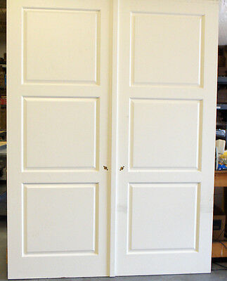 "1 Pair Solid Core Doors 3'-0"" x 8'-0"" X 1 3/4""(72""x96"" Opening)"