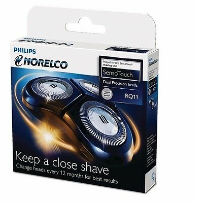 Philips Norelco RQ11 SensoTouch Shaving unit SensoTouch 2D For 1150X 1160X 1170X
