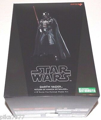 Star Wars 1/10 DARTH VADER Return of Anakin Skywalker Kotobukiya ArtFX+ statue