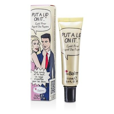 TheBalm Put A Lid On It Eyelid Primer 11.8ml Womens Make Up