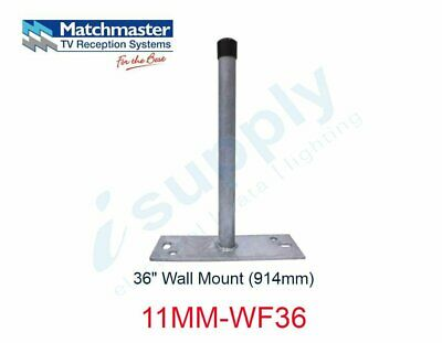 "MATCHMASTER Antenna 36"" Wall Mount (914mm)  11MM-WF36"
