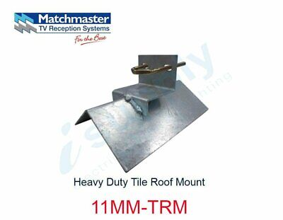 MATCHMASTER Antenna Heavy Duty Tile Roof Mount  11MM-TRM