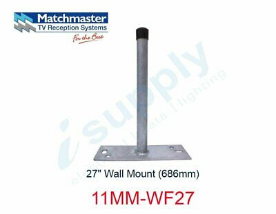 "MATCHMASTER Antenna 27"" Wall Mount (686mm)  11MM-WF27"