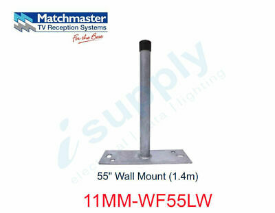 "MATCHMASTER Antenna 55"" Wall Mount (1.4m)  11MM-WF55LW"