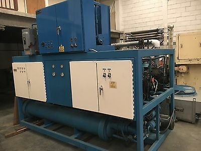 Tri-Service Chiller 18 Tons --3 Condensers