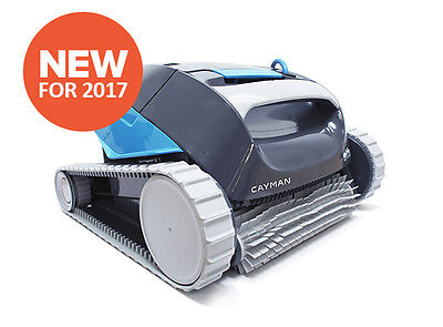 New 2016 Dolphin Cayman Inground Robotic Pool Cleaner