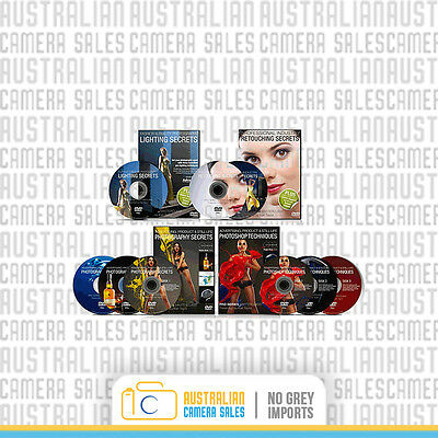 Karl Taylor Pro Series Masterclass Photography Course DVD Box Set