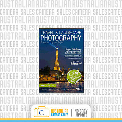 Karl Taylor Travel and Landscape Photography DVD Course