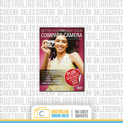 Karl Taylor - Take Better Photos with your Compact Camera Course DVD