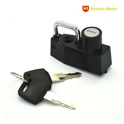 ZH125 Motorcycle Helmet Lock For Honda Dio Parts SUZUKI GW250 Motorbike Parts