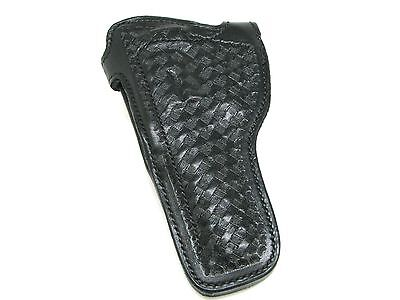 Leather Holster fits Smith & Wesson 4-inch K Frame