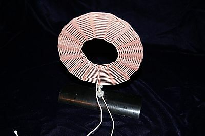 660/46 Litz Diamond-weave Coil for Crystal Radio Sets - Free Shipping in US