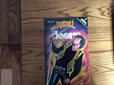 Rock And Roll Comics 27..the Doors Jim Morrison Cover... 1991
