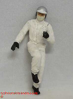 Le Mans Miniatures Driver running to his car 1960/70's Figure - Unpainted - New