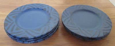Pfaltzgraff  MORNING LIGHT Salad Plates    Set of 4   Made in the USA