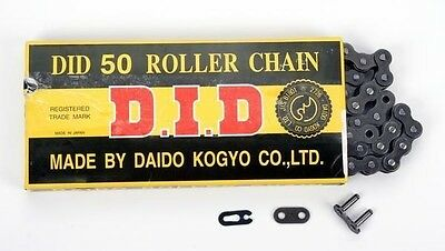 530 STD Standard Series Non O-Ring Chain D.I.D Natural D18-531-120
