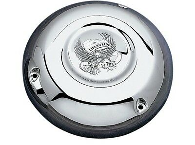 Air Cleaner Cover Show Chrome  63-101