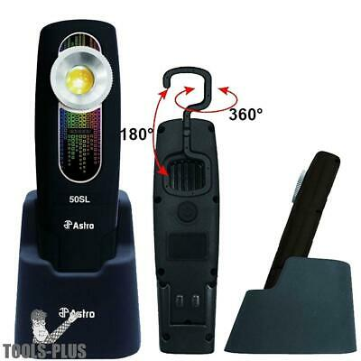 SunLight 400lm Rechargeable Color Match Light CRI 97 Astro Pneumatic 50SL New