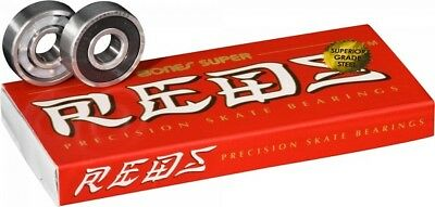 Bones Super Reds Single Set Skate Bearings