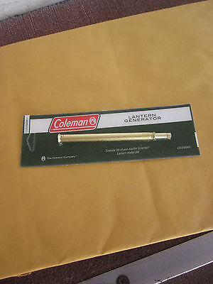 New In The Package A Coleman Generator For #200A Red Lantern Or #242 Gas Lantern
